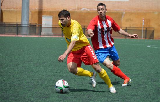 El C.U.Collado Villalba se despide con una goleada (5-1), en Navalcarnero