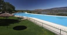 Abren las piscinas del área recreativa de Riosequillo, en Buitrago del Lozoya