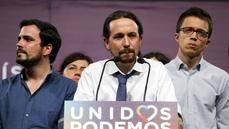 """Opiniones sobre el """"batacazo"""" de Unidos Podemos"""