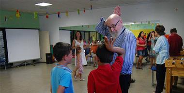 El día 30 se celebra la entrañable Fiesta para Abuelos y Nietos