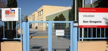 Todo preparado para las esperadas obras de rehabilitación del colegio San Gregorio