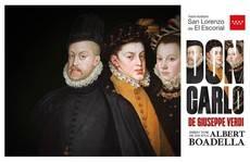 'Don Carlo' de Verdi se representará el 28 de julio en el Auditorio de El Escorial