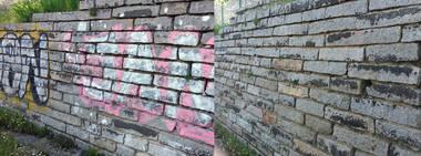 Culmina la campaña de eliminación de grafitis con la actuación en más de 60 calles y la eliminación de 150 pintadas en Galapagar