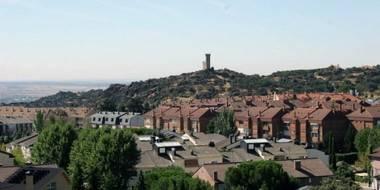 Preocupación en Torrelodones por la situación creada por dos fincas 'okupadas'