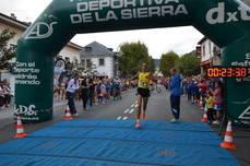 Cuadrillero volvió a ganar la Carrera Pedrestre Popular de Guadarrama