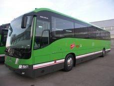 UGT denuncia el riesgo de accidentes en Autobuses Larrea por la falta de descanso de los conductores