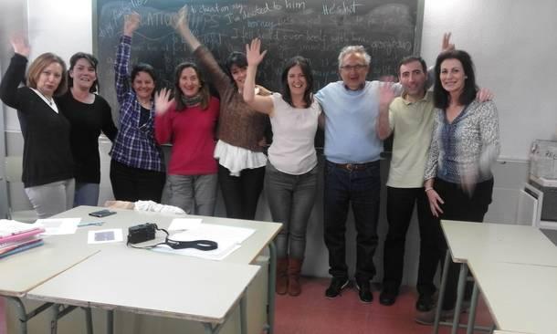 La Escuela Oficial de Idiomas de Collado Villalba, a la vanguardia europea