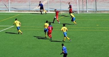 Coslada 3-0 C.U.C. Villalba (Preferente Gr. I - 1� Jornada) FOTO: Antonio F. Hinarejos
