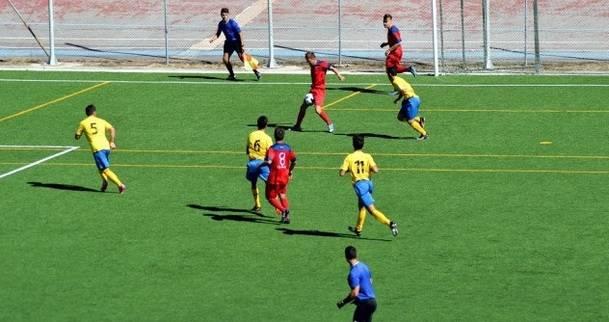 Coslada 3-0 C.U.C. Villalba (Preferente Gr. I - 1ª Jornada) FOTO: Antonio F. Hinarejos