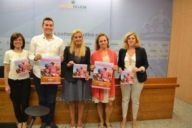 Todo preparado para la 'Segunda Semana del Deporte Femenino' de Collado Villalba
