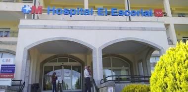 El Hospital de El Escorial relevó a la jefa de Urgencias por pérdida de confianza