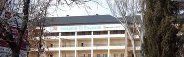Cesan a la jefa de urgencias del Hospital El Escorial