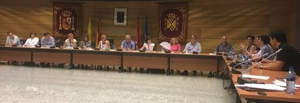 La oposición reprobará el jueves al Ejecutivo de Collado Villalba como paso previo a una moción de censura