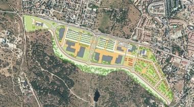 El proyecto del Centro Comercial de 'La Peraleda' de Galapagar sigue paralizado