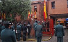 La Guardia Civil de Torrelodones reconoce la labor de cuatro agentes