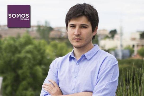 El portavoz de Podemos en el Ayuntamiento de Pozuelo solicita un piso de protección oficial