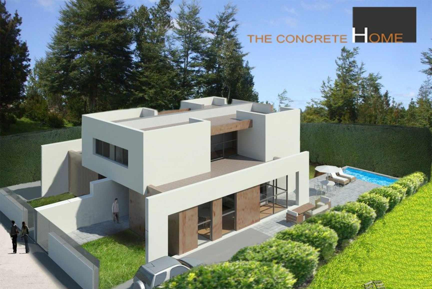 Se activa la construcci n de viviendas prefabricadas en collado villalba y moralzarzal - Construccion de casa prefabricadas ...