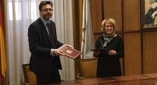 Guadarrama firma un acuerdo de colaboración con la Universidad de Alcalá