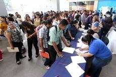La Comunidad destina 440.000 euros a una Feria y un Foro de empleo para facilitar la inserción laboral de desempleados