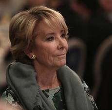 Esperanza Aguirre no teme la declaración de Granados ante el juez de 'La Púnica'