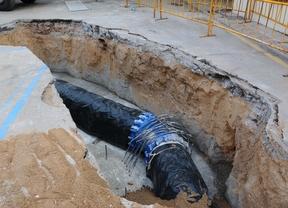 Canal de Isabel II renueva más de 230 kilómetros de tuberías de agua potable en 2016