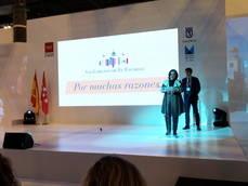 San Lorenzo presentó ayer sus atractivos turísticos en FITUR 2017