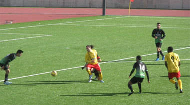 C.U.C. Villalba ratifica ante el Moratalaz (3-1) su recuperación