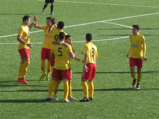 EL C.U.C. Villalba suma y sigue; 12 puntos en cuatro partidos