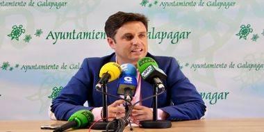 Galapagar: los grupos de la oposición acusan de antidemocrático al alcalde Daniel Pérez (PP)