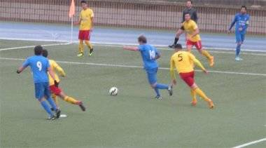 El C.U.C. Villalba golea al San Sebastián de los Reyes (0-3)