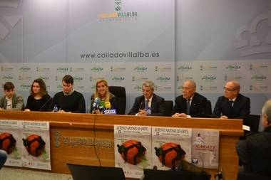 Collado Villalba celebra este sábado el XX Trofeo de Kárate, Memorial Rubén Sánchez