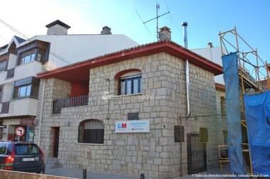 Finalizan las obras de remodelación y ampliación del Consultorio de Navacerrada
