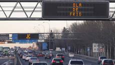 Ola de frío siberiano en la Comunidad de Madrid