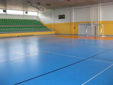 El Plan PRISMA permitirá renovar el polideportivo 'Eduardo Guillén' de Collado Mediano