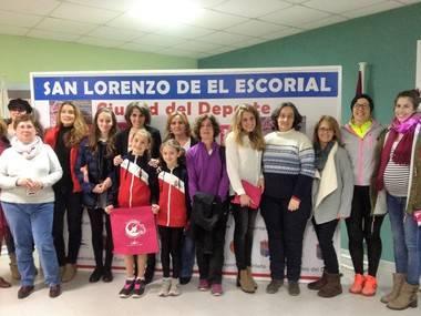 II Carrera de la Mujer en San Lorenzo de El Escorial