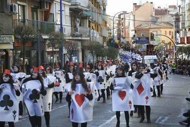 Carnavales 2017 en la Sierra