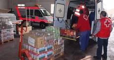 La Cruz Roja distribuye cerca de 2,1 millones de kilos de alimentos en la Comunidad de Madrid