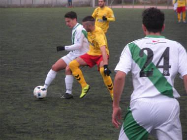 'Patinazo' del C.U. Collado Villalba en Alcobendas (2-1)