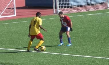 Merecida y sufrida victoria del C.U.C. Villalba
