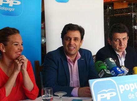 El PP de Galapagar estrena su ronda de negociaciones con Ciudadanos