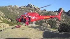 Aumentan las intervenciones de los bomberos del GERA en la Sierra de Guadarrama