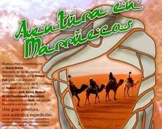 Nueva aventura en Marruecos de la Escuela de Montaña adaptada de Guadarrama