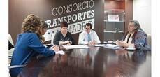 La alcaldesa de Guadarrama se reunirá con el Gerente del Consorcio de Transportes