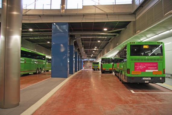 El Consorcio de Transportes aumenta a partir del lunes la oferta de autobuses en el Nororeste