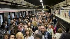 Servicios mínimos del 65 por ciento el viernes en el Metro de Madrid