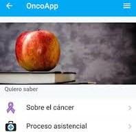 El Hospital Puerta de Hierro desarrolla 'OncoApp' para pacientes de cáncer