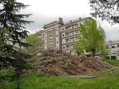 I Jornada para la recuperación de Sanatorio de Los Molinos