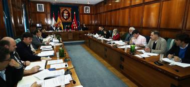 El Ayuntamiento de San Lorenzo de El Escorial aprobó sus presupuestos para 2017