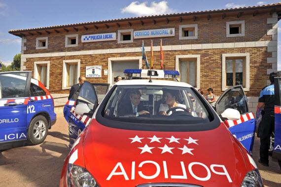 Dieciocho agentes de la Policía Local de Valdemorillo se encuentran de baja por 'motivos psicológicos'