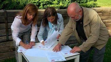 El alcalde de Alpedrete apuesta por el nuevo Plan General pese a la negativa de Podemos